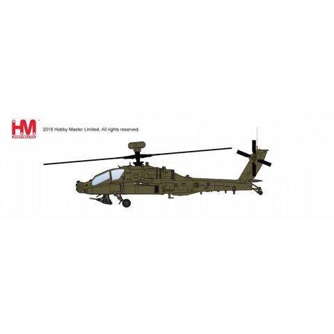 Apache WAH64D Longbow British Army ZJ161 1:72