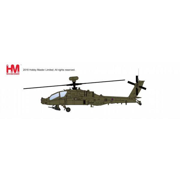 Hobby Master Apache WAH64D Longbow British Army ZJ161 1:72