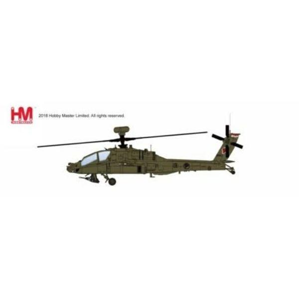 Hobby Master AH64D Apache Longbow 120th Squadron RSAF Saudi Air Force 2067 2016 1:72