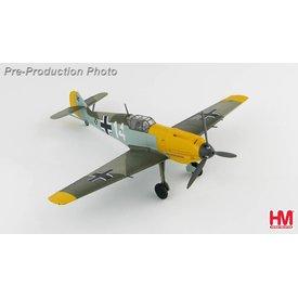 Hobby Master Bf109E3 1.J/LG2 ,Hans-Joachim Marseille France WHITE 14 1940 1:48