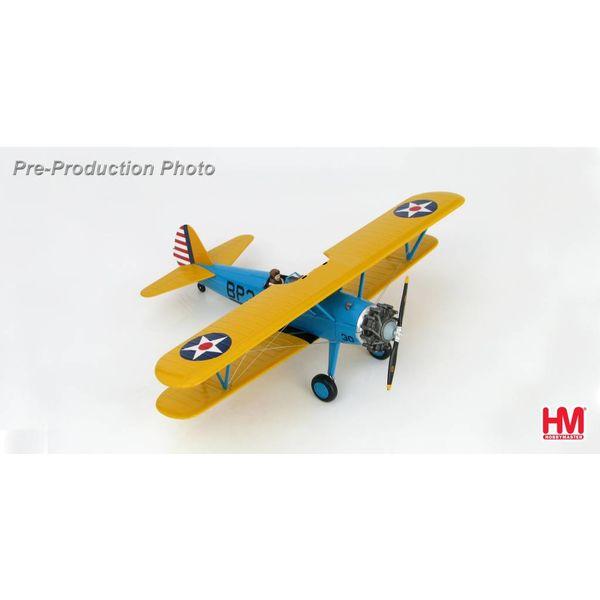 Hobby Master Stearman PT17 Kaydet 4BFTS British Flight Training School BP3 Mesa 1941 1:48