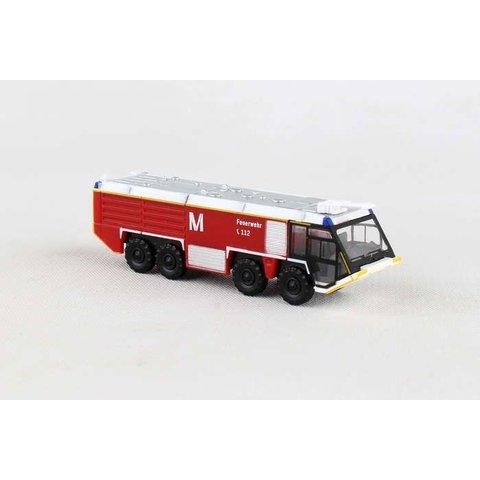 Fire Engine Feuerwehr M112 1:200