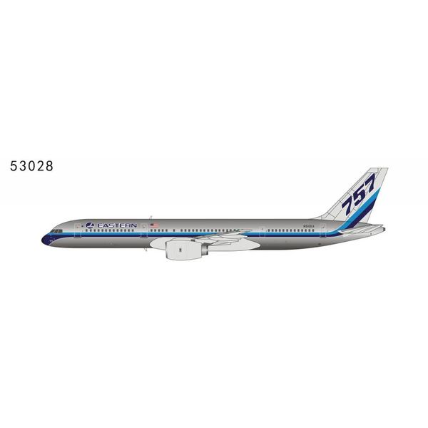 NG Models B757-200 Eastern Airlines Hockey Stick Livery N510EA 1:400
