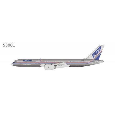 B757-200 Boeing House Livery N505EA 1:400 polished