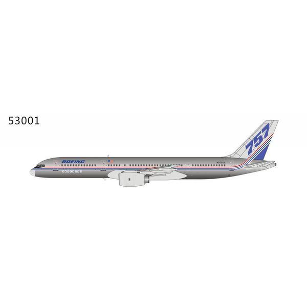 NG Models B757-200 Boeing House Livery N505EA 1:400 polished