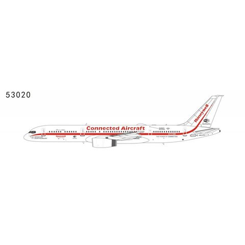 B757-200 Honeywell Connected Aircraft testbed N757HW 1:400