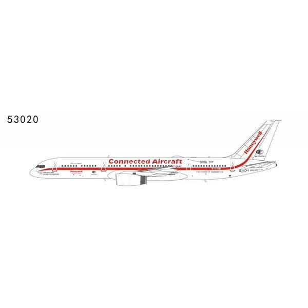 NG Models B757-200 Honeywell Connected Aircraft testbed N757HW 1:400