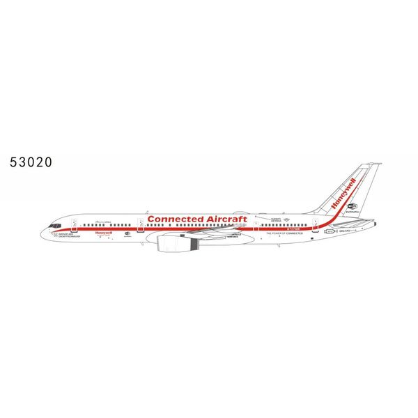NG Models B757-200 Honeywell Connected N757HW 1:400