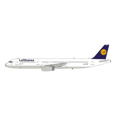 A321 Lufthansa D-AISC Speyer Soccer Nose 1:400