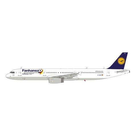 A321 Lufthansa D-AIDG Gottingen Fanhansa 1:400