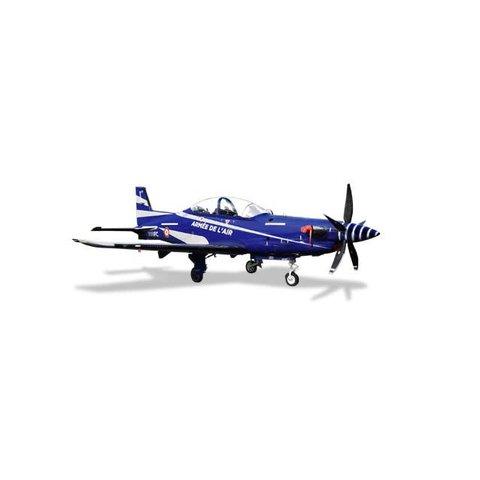PC21 Pilatus French Air Force Armee de L'air École de Pilotage EPAA 00.315 Général Jarry Cognac-Chateaubernard Air Base 709-FC 1:72
