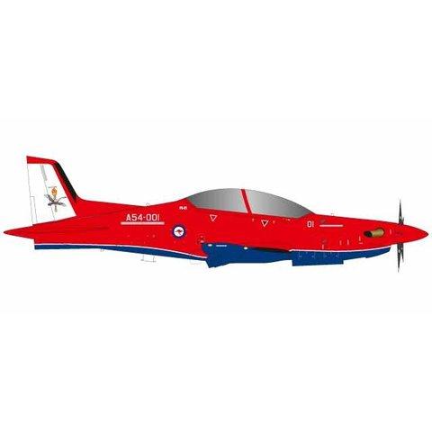PC21 Pilatus Royal Australian Air Force RAAF No 2 Flying Training School 2FTS RAAF Base Pearce A54-001 1:72