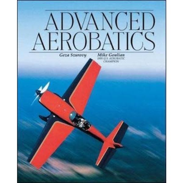 McGraw-Hill Advanced Aerobatics softcover