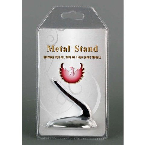 Stand Metal 1:400 black  (for Phoenix only)