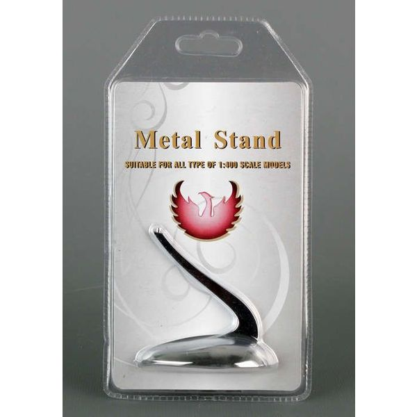 Phoenix Stand Metal 1:400 black  (for Phoenix only)