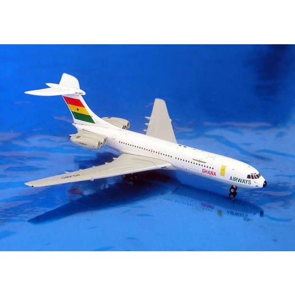Gemini Jets VC10 Standard Ghana Airways 1:400+NSI+