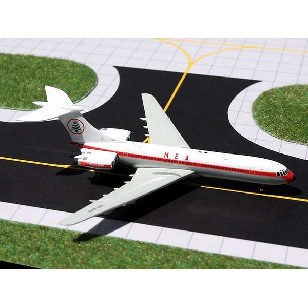 Gemini Jets VC10 Standard MEA Middle East Airlines 1:400