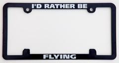 Licence Plate Frames