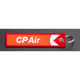 Key Chain CP Air Embroidered