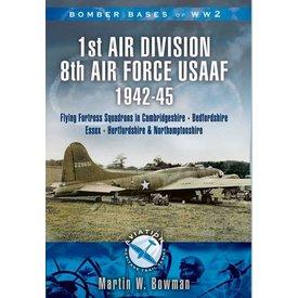 1ST AIR DIVISION 8TH AF USAAF 1942-45