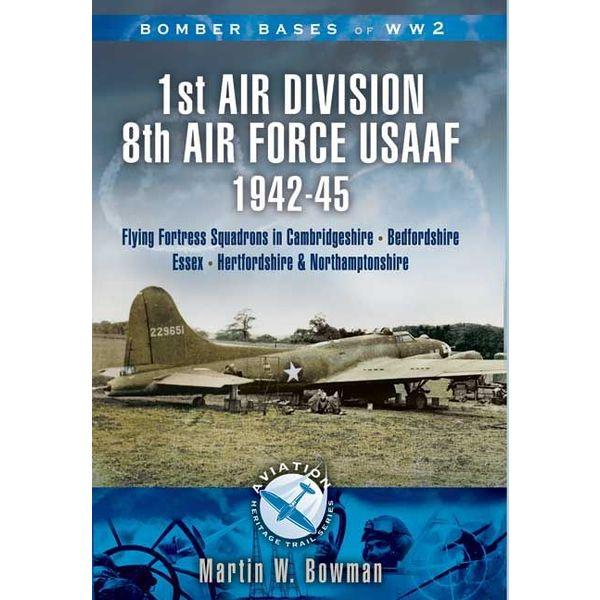 1ST AIR DIVISION 8TH AF USAAF