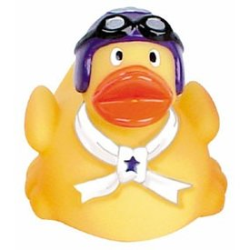 Aviator Rubber Duckie