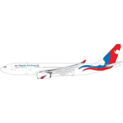 A330-200 Nepal Airlines 9N-ALY 1:400