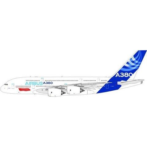 A380-800 Airbus House Livery 10th Airshow China F-WWOW 1:400