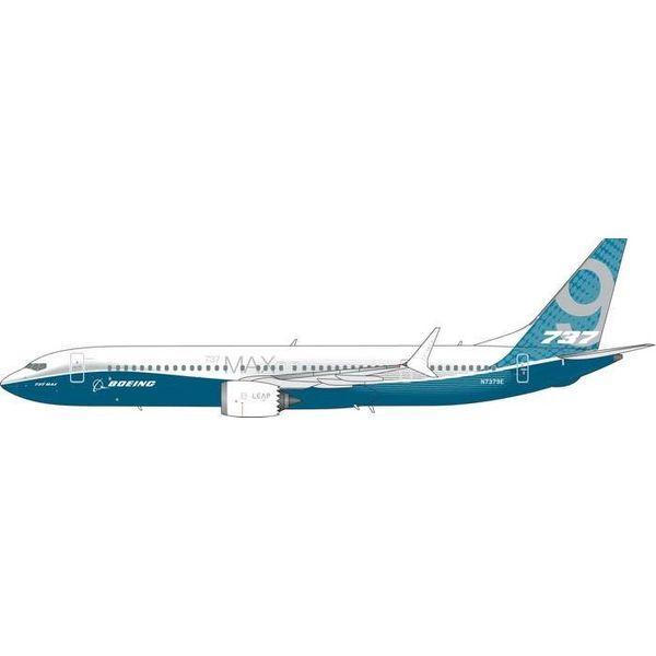 Phoenix B737 MAX9 Boeing House Livery N7379E 1:400