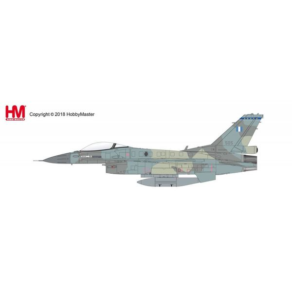 Hobby Master F16C 343 Sqn Asteri 115 Combat Wing Hellenic Air Force 505 1:72
