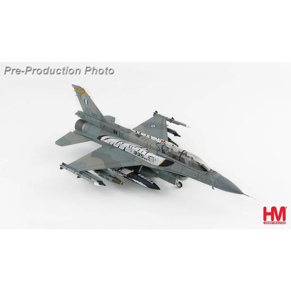 Hobby Master F16D 335 Squadron Tigers Hellenic Air Force 2018 NATO Tiger Meet May 2018 023 1:72