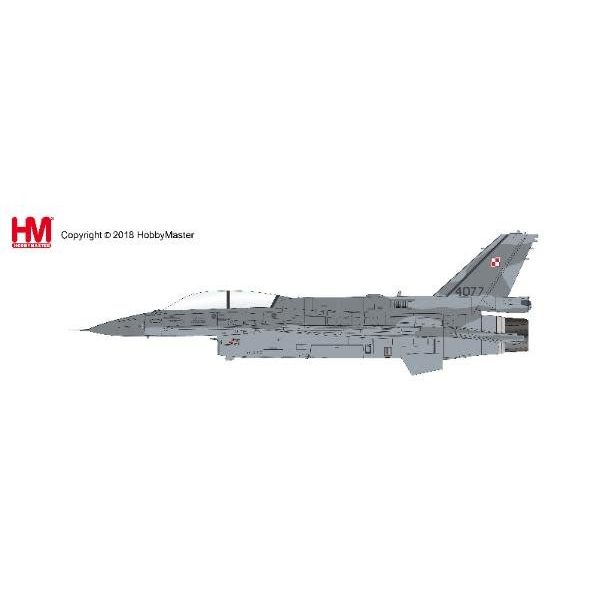 Hobby Master F16D Block 52+ Polish Air Force 4077 August 2016 1:72