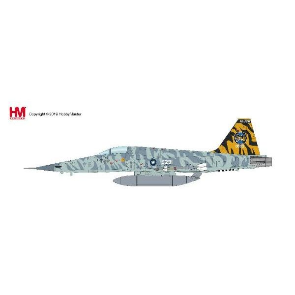 Hobby Master F5E Tiger II 7th FTW ROCAF Tiger Livery 00312 5291 2018 1:72