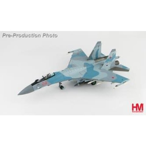 SU35 Russian Air Force Akhtubinsk RED 04 2012 1:72