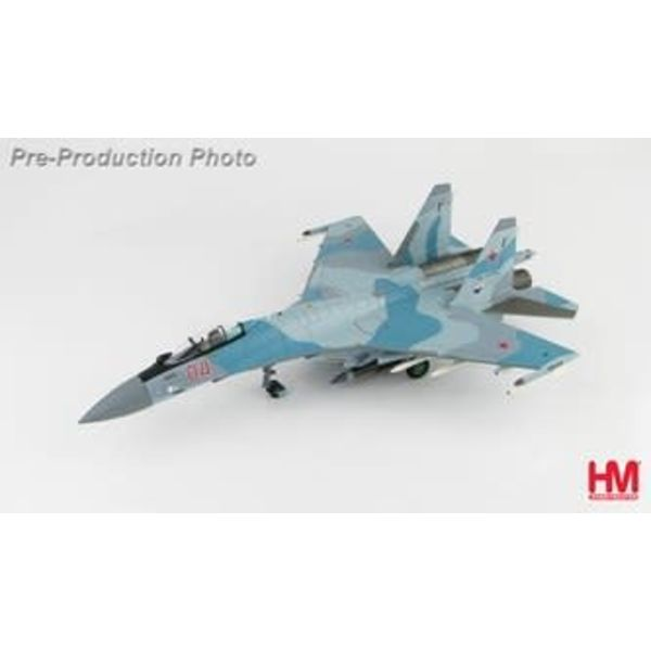 Hobby Master SU35 Russian Air Force Akhtubinsk RED 04 2012 1:72