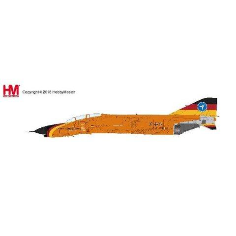 F4F Phantom II 50 Jahre WTD 61 orange 37+15  Luftwaffe 2007 1:72