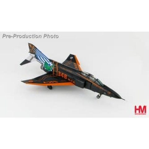 RF4E Phantom II 348TRS Hellenic AF end of film 1:72