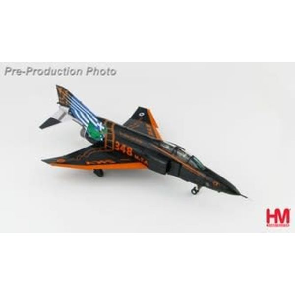 Hobby Master RF4E Phantom II 348TRS Hellenic Air Force 1953-2017 end of the film 1:72