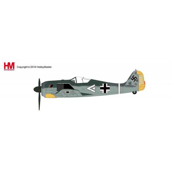 Hobby Master Fw190A4 III./JG 2 Hptm.Egon Mayer Cherbourg-Theville Feb 1943 1:48