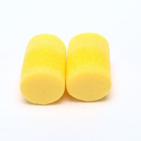 Ear Plugs Yellow, Pair