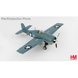 Hobby Master F4F4 Wildcat WHITE 23 VF3 LCdr.Thach USS Yorktown Midway 1942 1:48