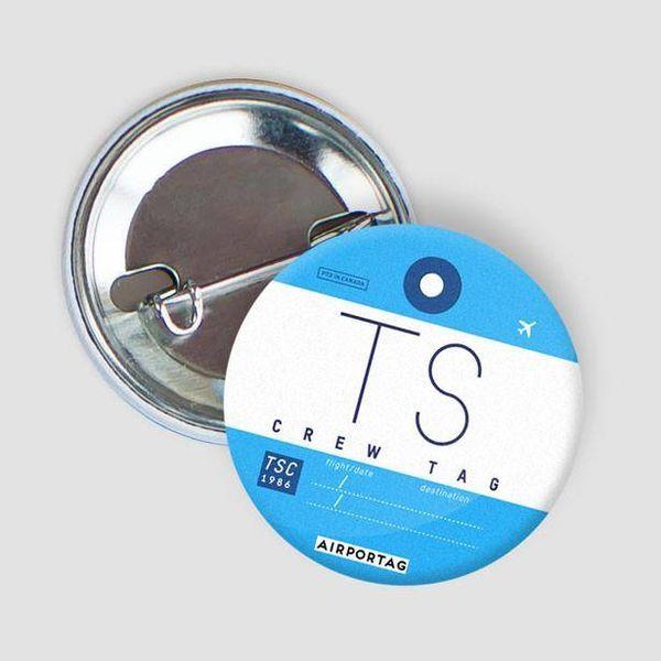 Airportag TS Button