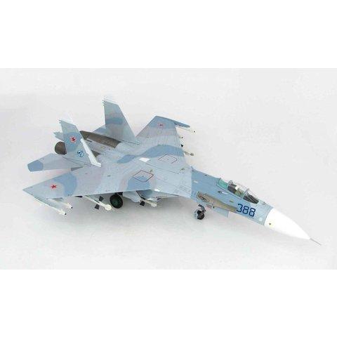 Su27 Flanker-B Soviet AF BLUE 388 Paris le Bourget 1989 1:72