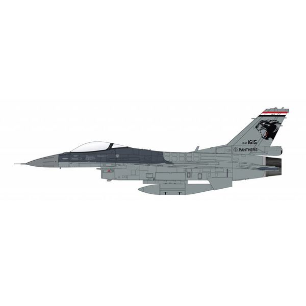 Hobby Master F16C Fighting Falcon Block 52 Iraqi Air Force 1615 Panthers 2015 1:72