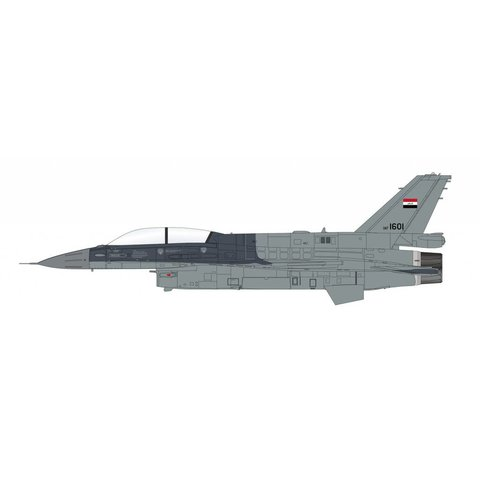 F16D Fighting Falcon Iraqi Air Force 1601 2014 1:72