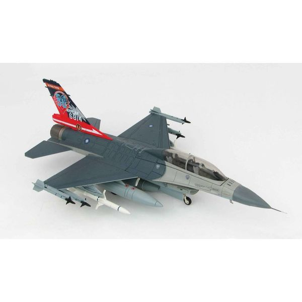 Hobby Master F16B Fighting Falcon ROCAF 80th Anniversary 814 Air Combat 2017 1:72
