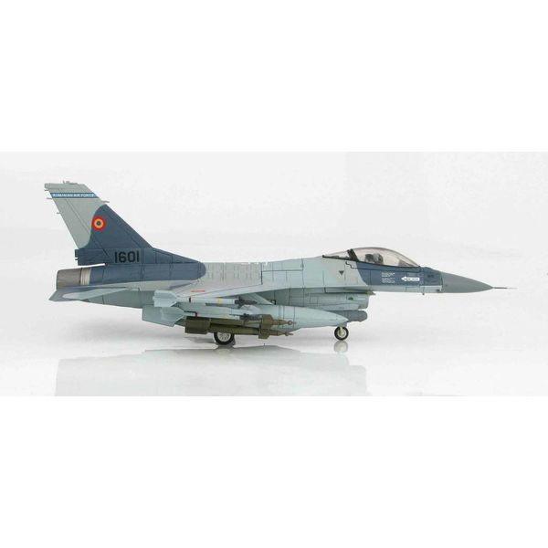 Hobby Master F16AM Fighting Falcon Romanian Air Force 1601 2017 1:72