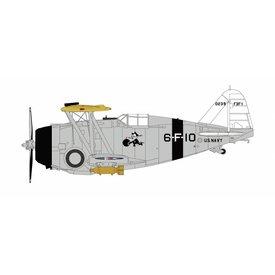 Hobby Master F3F1 VF7 Felix the Cat 6-F-10 US Navy late 1930s 1:48