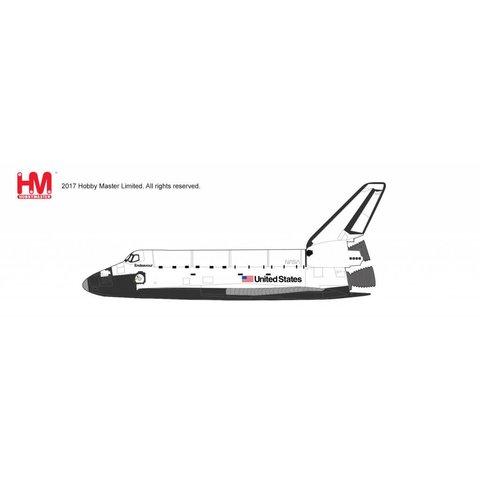 Space Shuttle Endeavor NASA ISS OV-105 1998 1:200