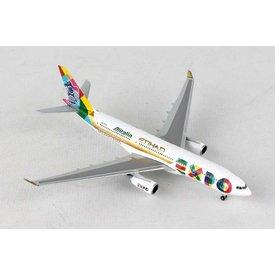 Herpa A330-200 Etihad Expo Milano 1:500